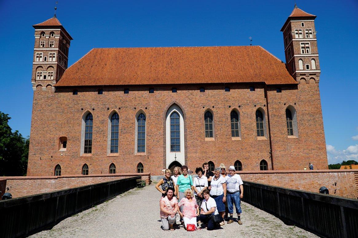 Zamek w Lidzbarku Warmińskim 04.08.2018