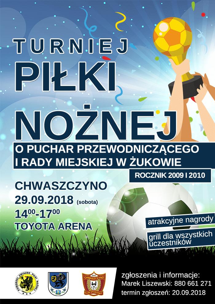 turniej ks chwaszczyno 2