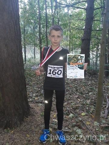 szymon liszewski medal 1