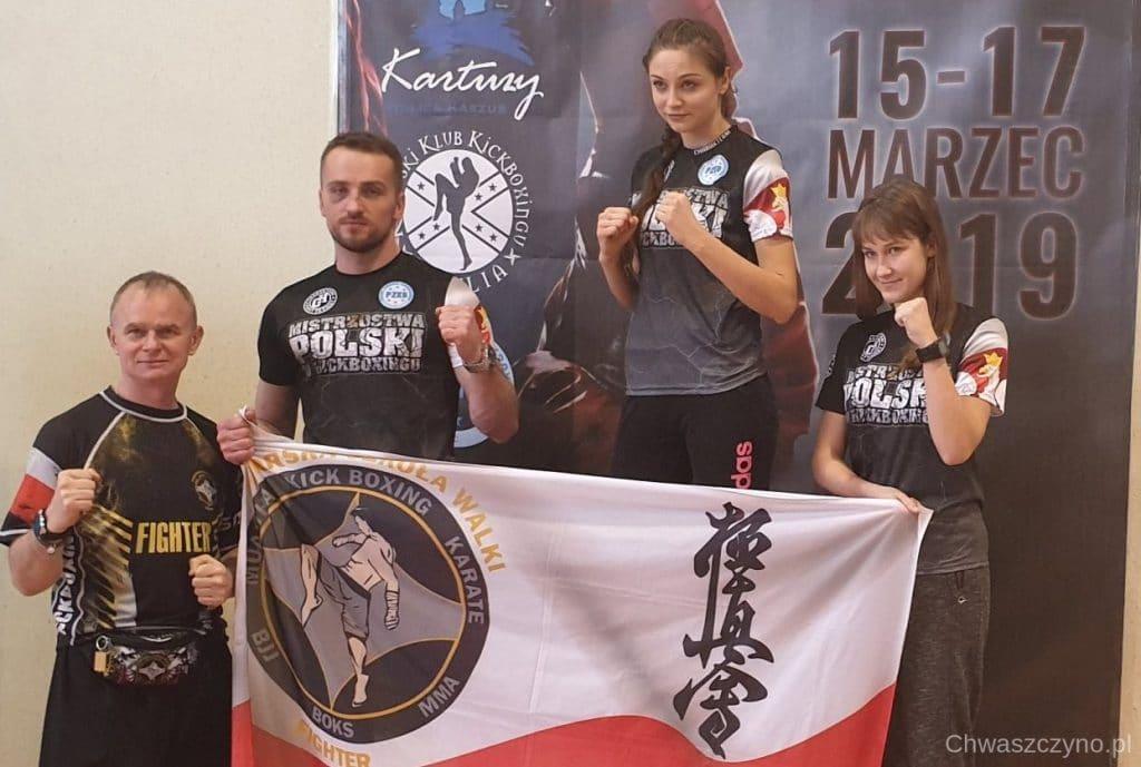 mistrzostwa kickboxing kartuzy 1a