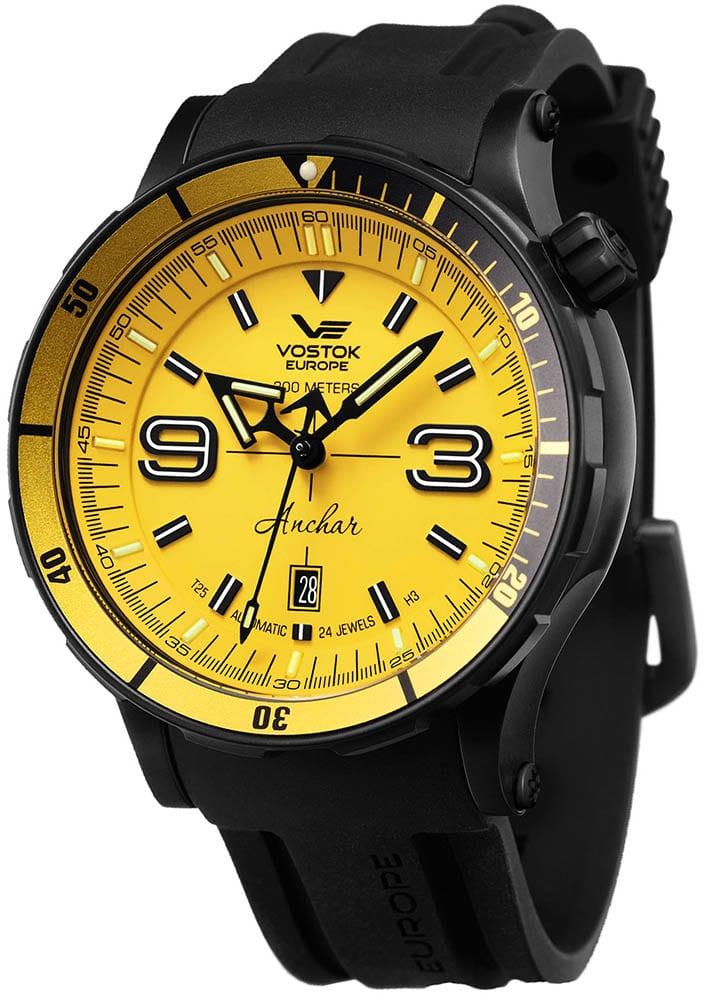 Zegarki Vostok Europe mogą wiele wytrzymać