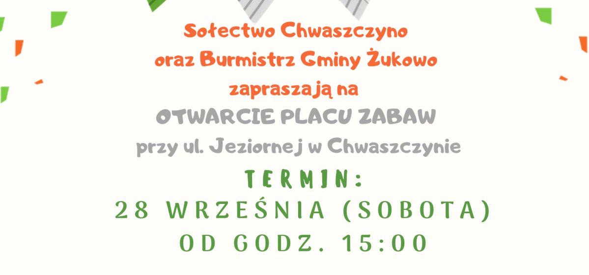 Jeziorna zaproszenie 2019m