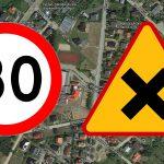 Zmiana oznakowania w rejonie ulic Mickiewicza, Żeromskiego, Derdowskiego