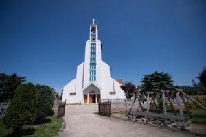 Nowy kościół w Chwaszczynie