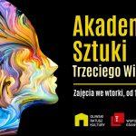 Fundacja Wspólnota Gdańska otwiera Akademię Sztuki Trzeciego Wieku!
