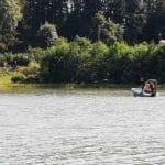 37-latek utonął w Jeziorze Osowskim w Chwaszczynie.