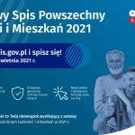 Mobilny punkt spisowy w Chwaszczynie – 27 i 28 lipca 2021r.