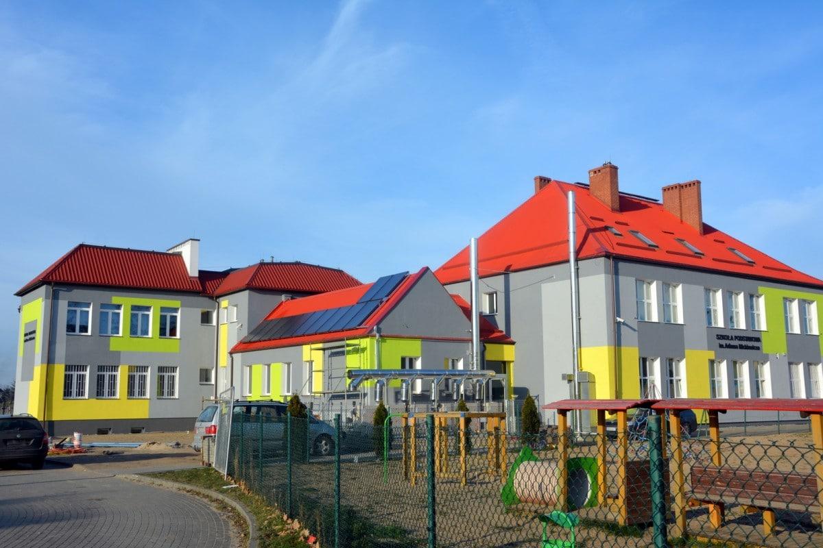 W przyszłym roku rozbudowa szkoły w Chwaszczynie